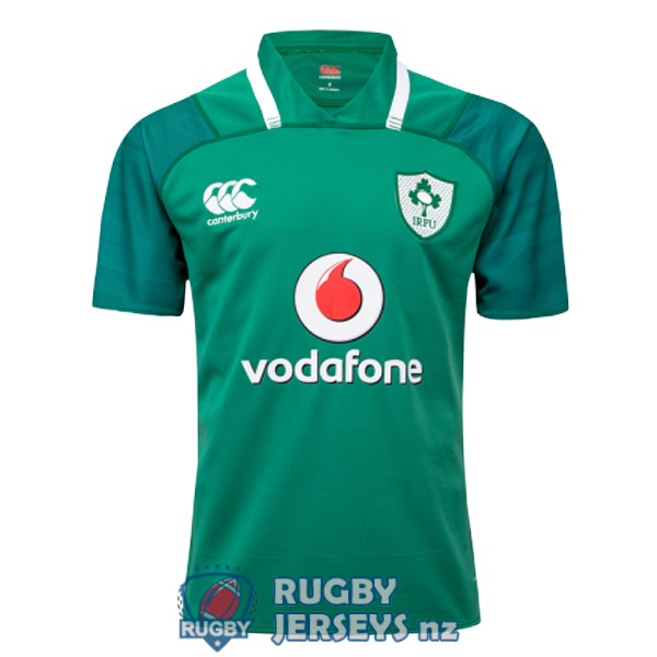 Ireland home 2017-2018 rugby jersey