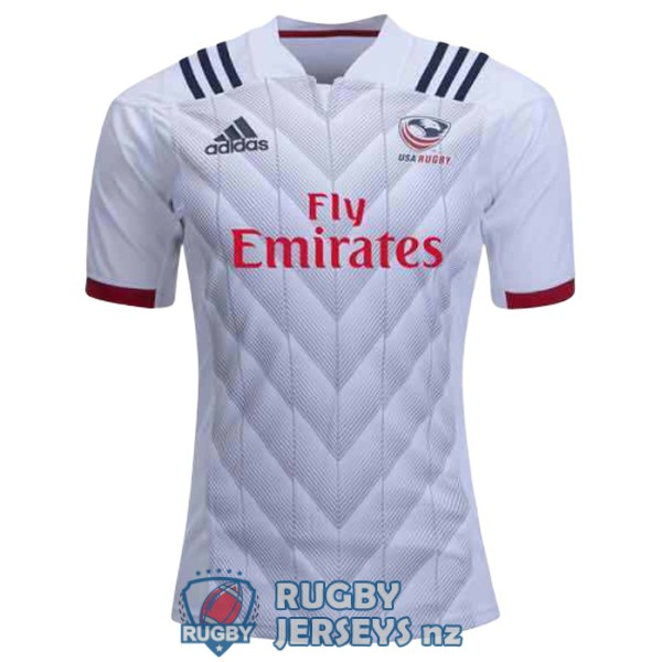 USA home 2019 rugby jersey