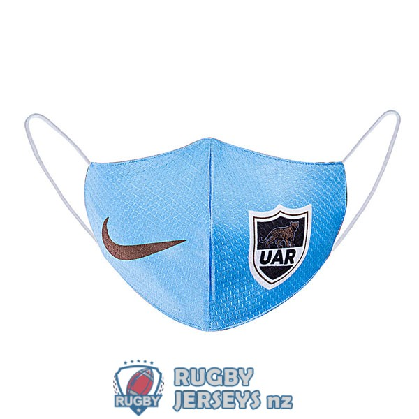 argentina light blue masks