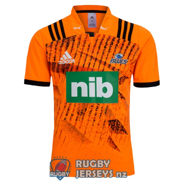 blues training 2018-2019 rugby jersey