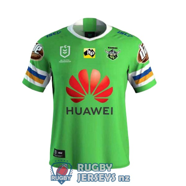 canberra raiders home 2020 rugby jersey