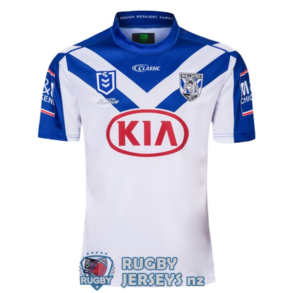 canterbury bankstown bulldogs home 2019 rugby jersey