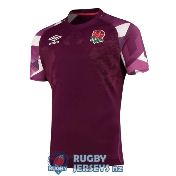 england training 2020 2021 rugby jersey