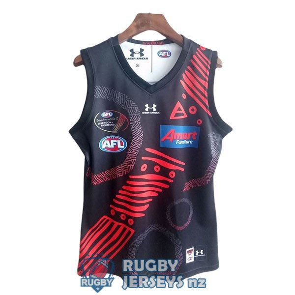 essendon bombers commemorative 2020 2021 AFL Guernsey jersey