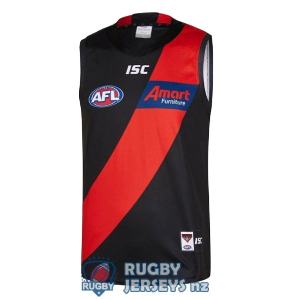 essendon bombers home 2019 AFL Guernsey jersey