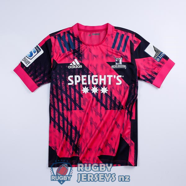 highlanders training 2020 rugby jersey