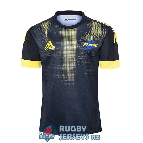 hurricanes training 2020 rugby jersey