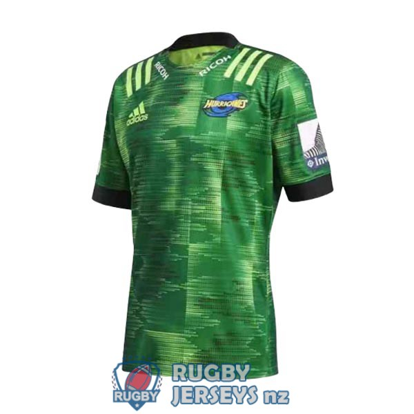 hurricanes training B 2020 rugby jersey