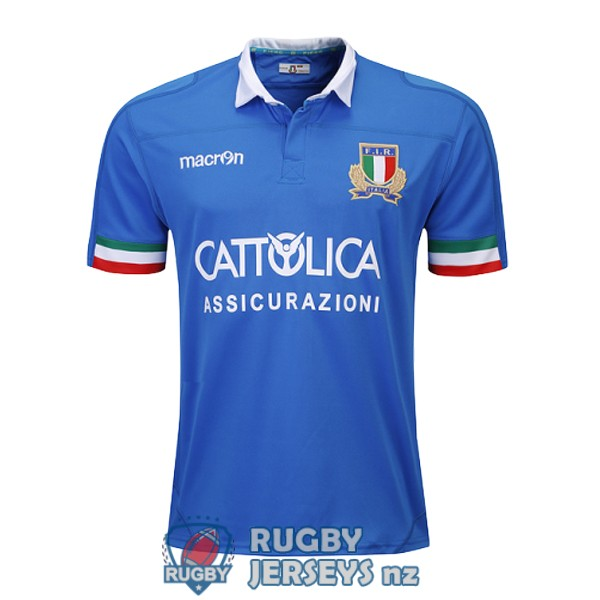 italy home 2019-2020 rugby jersey