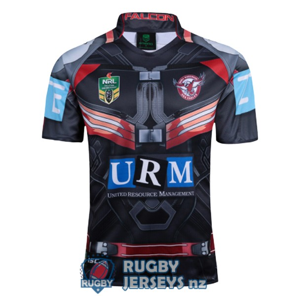 manly sea eagles hero 2017 rugby jersey