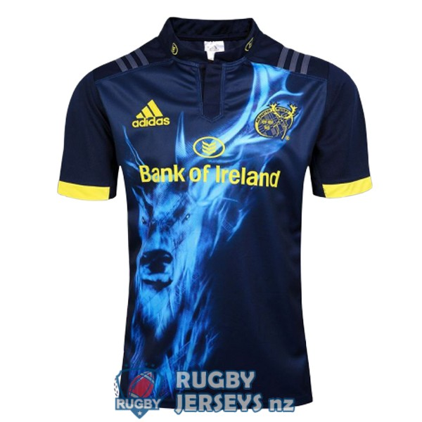 munster away 2017 rugby jersey
