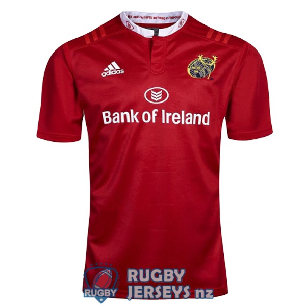 munster home 2017 rugby jersey