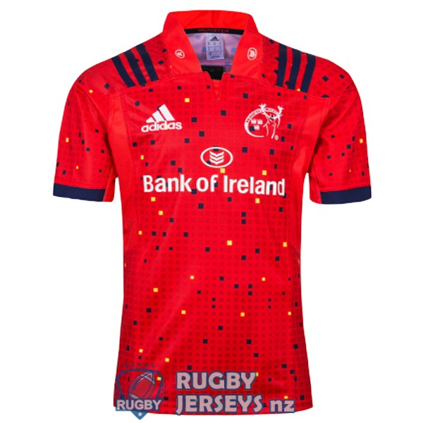 munster home 2019 rugby jersey