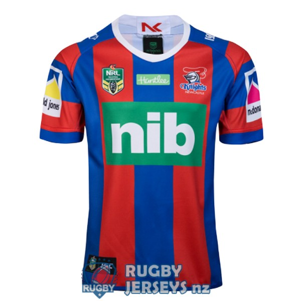 newcastle knights home 2018 rugby jersey