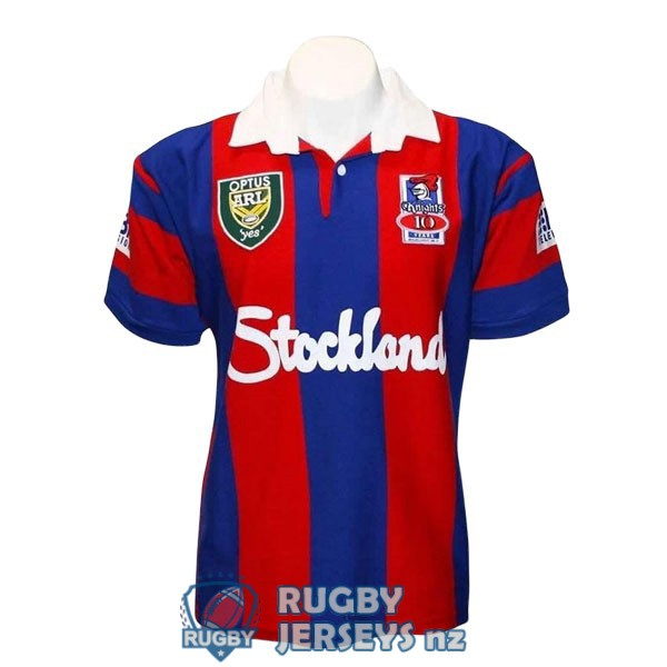 newcastle knights retro 1997 rugby jersey