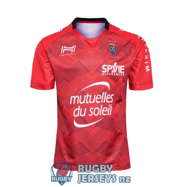 rc toulonnais home 2019-2020 rugby jersey