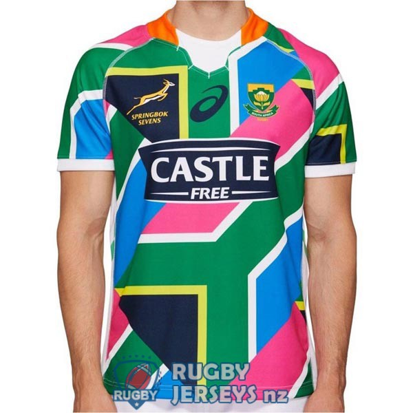 south africa 7s away 2020 rugby jersey