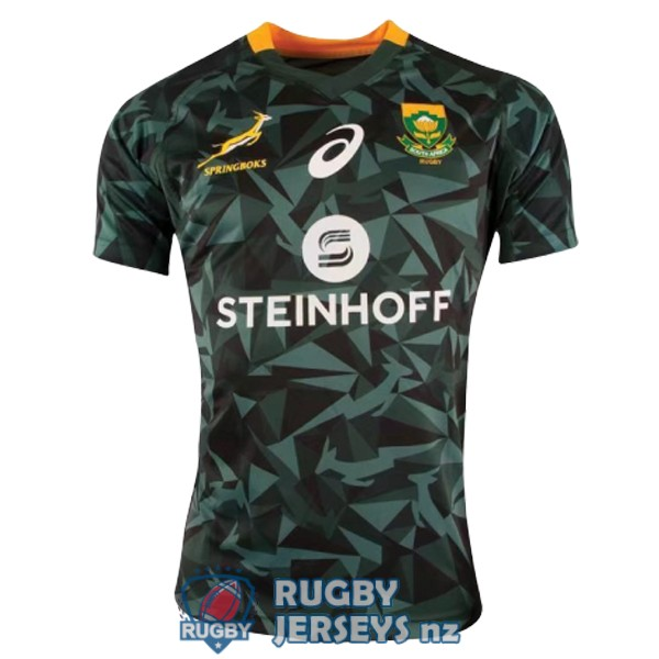 south africa 7s home 2018-2019 rugby jersey