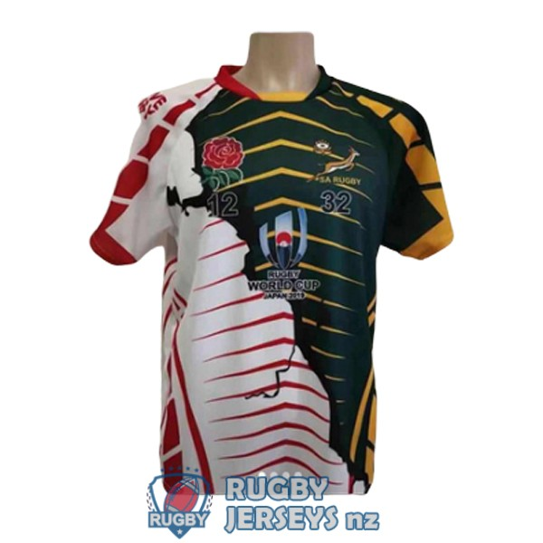 south africa RWC champion 2019 rugby jersey