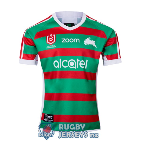 south sydney rabbitohs away 2019-2020 rugby jersey