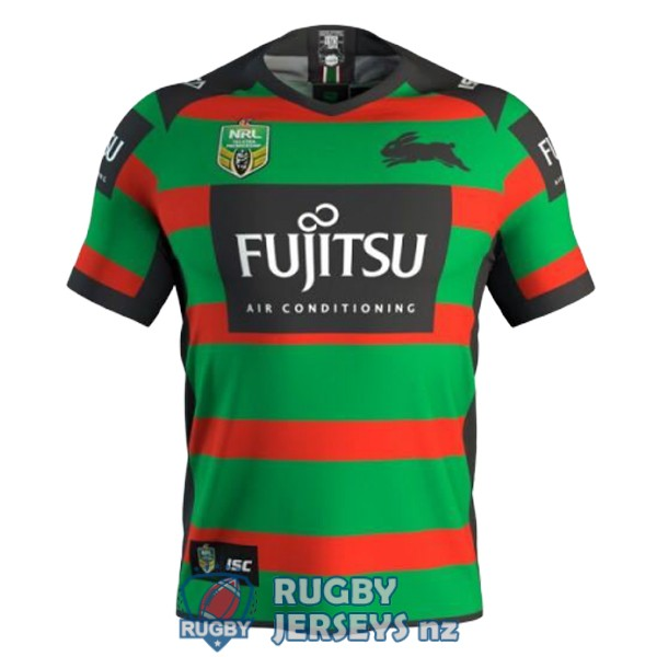 south sydney rabbitohs home 2018 rugby jersey
