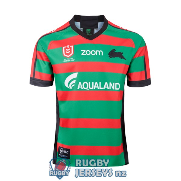 south sydney rabbitohs home 2019-2020 rugby jersey