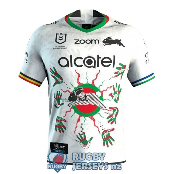 south sydney rabbitohs indigenous 2021 rugby jersey