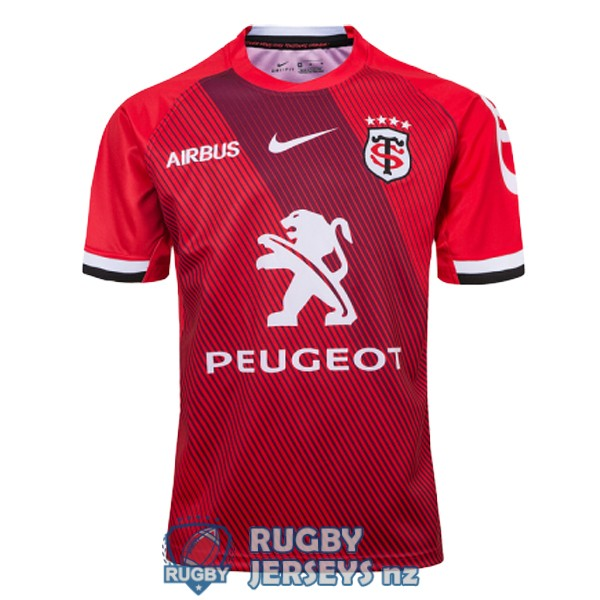 stade toulousain training 2019 rugby jersey