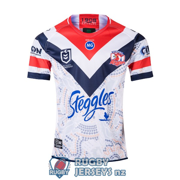 sydney roosters hero 2019 rugby jersey
