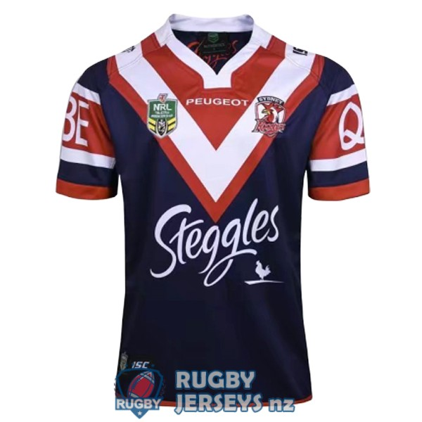 sydney roosters home 2016 rugby jersey