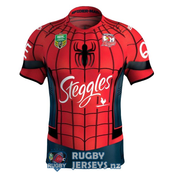 sydney roosters special territory 2017 rugby jersey